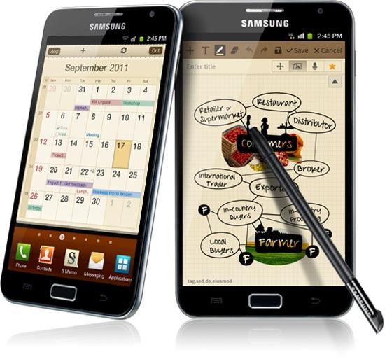 Samsung Galaxy Note Celulares Smartphones