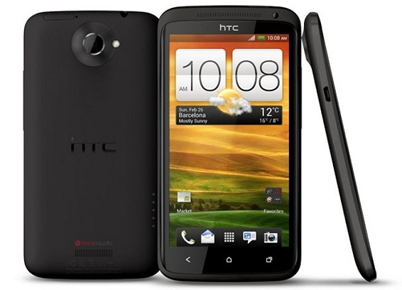 Smartphone HTC One X - 2
