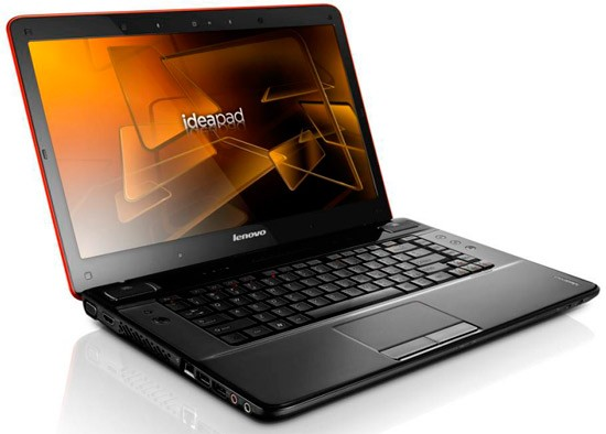Notebook Lenovo IdeaPad y560 pc computadora portatil laptop