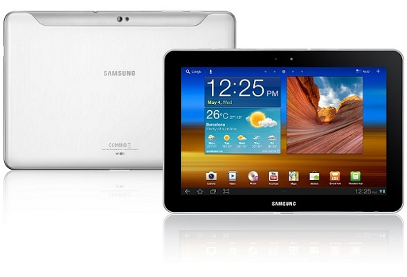 Samsung P7500 M16 tablet android