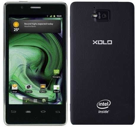 Smartphone Intel Lava Xolo X900