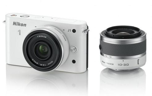 Cámara Digital Nikon 1 J1