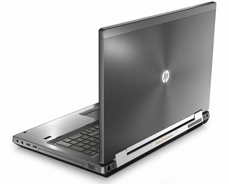 Notebook HP EliteBook 8760w - 2