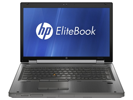Notebook HP EliteBook 8760w