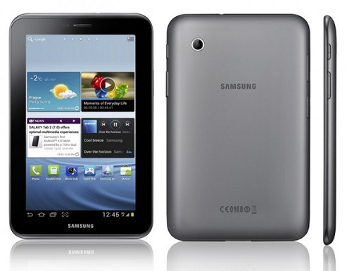 Samsung GalaxyTab 2