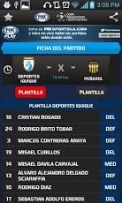 Copa Bridgestone Libertadores Android