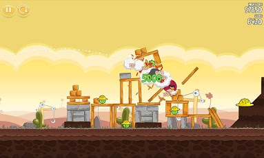Juego Angry Birds Android
